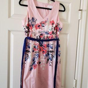 Floral Motherhood Maternity Dress